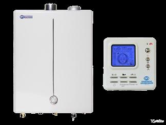 Газовый котел DAEWOO DGB-400 MSC